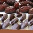 Bitter Çikolatalı Hurma (Cevizli/Fındıklı)