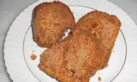 Glutensiz Keçi Sütlü  Kayısılı Kek