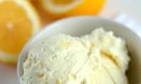 Limonlu Dondurma Tarifleri