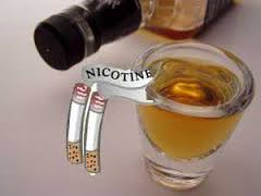 alkol sigara